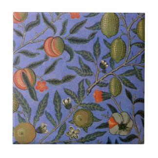 Antique Botanical Design Tile
