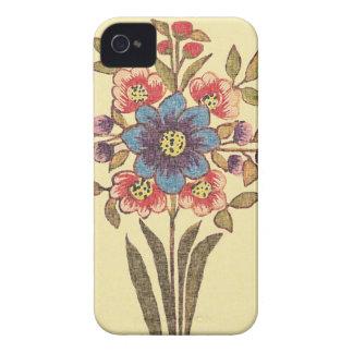Antique Bouquet iPhone 4 Case