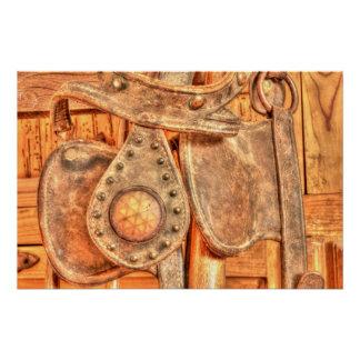Antique Bridle