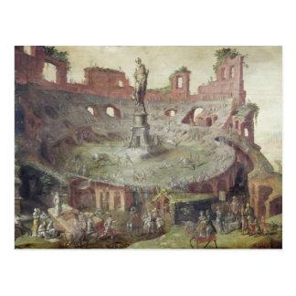 Antique Bullfighting, 1552 Post Cards
