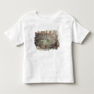 Antique Bullfighting, 1552 Toddler T-Shirt