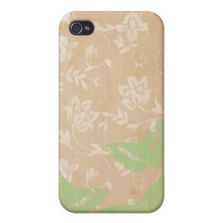Antique Butterflies iPhone Case iPhone 4/4S Covers