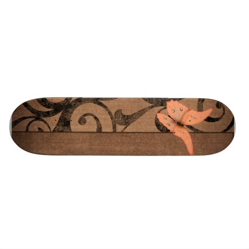 Antique Butterfly Skate Boards