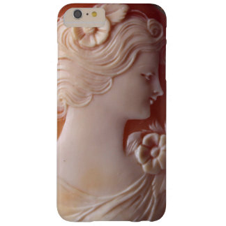 Antique Cameo Barely There iPhone 6 Plus Case