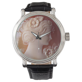 Antique Cameo Watch