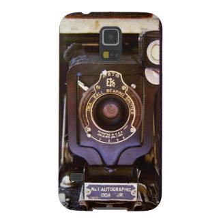 Antique camera galaxy s5 cover