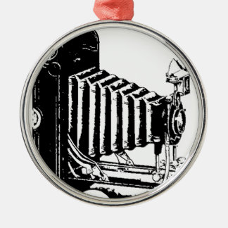 Antique Camera Old World Christmas Ornament