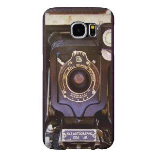 Antique camera samsung galaxy s6 cases