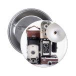 Antique cameras pins