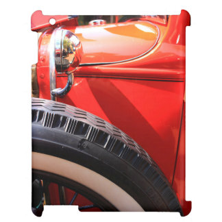 Antique car iPad 2/3/4 case Cover For The iPad