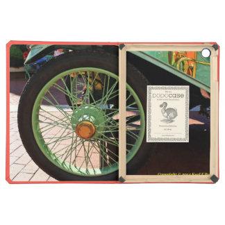 Antique car iPad air DODO case iPad Air Cases