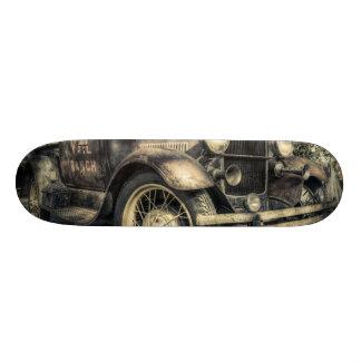 Antique Car,old car Skateboards