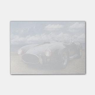 Antique Car Post-it Notes