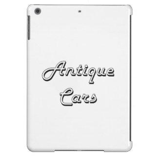 Antique Cars Classic Retro Design Case For iPad Air