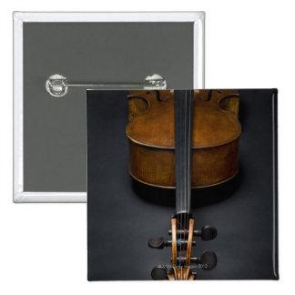 Antique Cello 15 Cm Square Badge