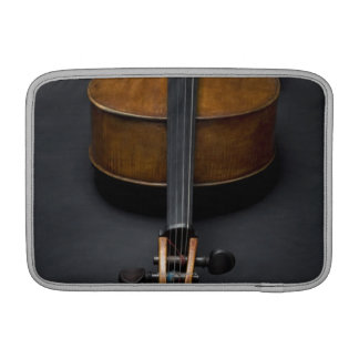 Antique Cello Sleeve For MacBook Air