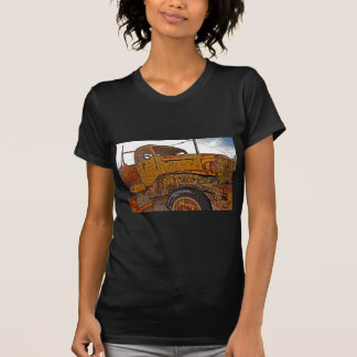 Antique Chevy Truck in Keeler, CA T Shirts