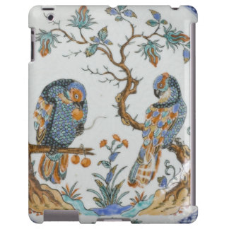 Antique chinoiserie bird porcelain china pattern