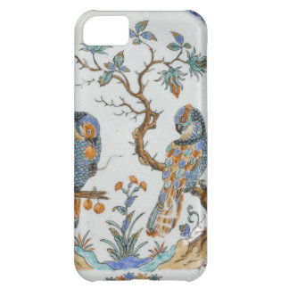 Antique chinoiserie bird porcelain china pattern iPhone 5C case