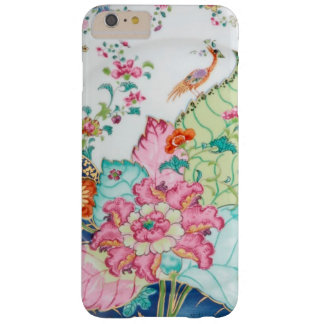 Antique chinoiserie china porcelain bird pattern barely there iPhone 6 plus case
