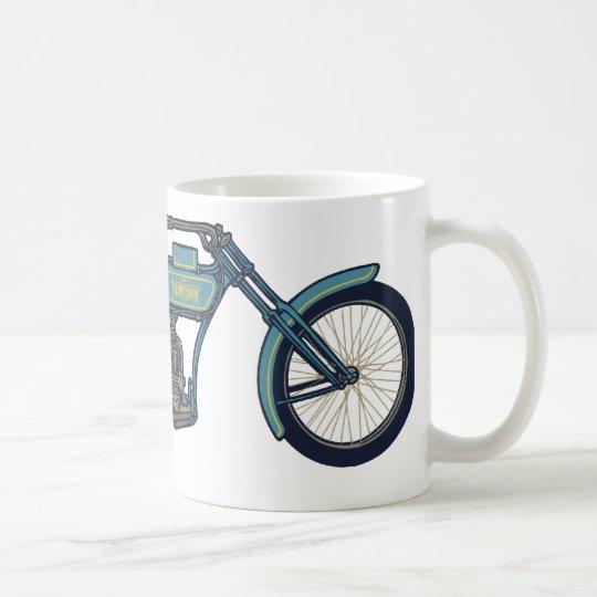 Antique Chopper II Coffee Mug
