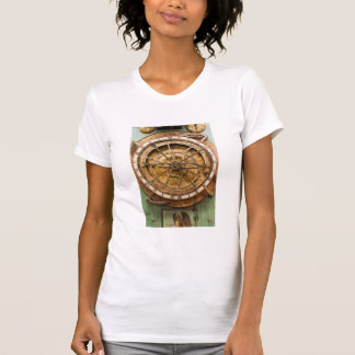 Antique clock face, Germany T-Shirt