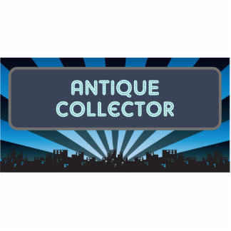 Antique Collector Marquee Cut Outs