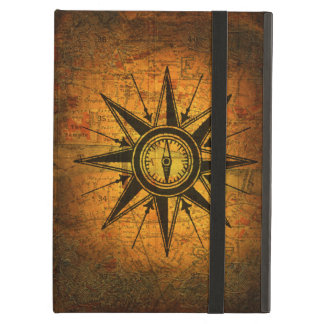 Antique Compass Rose iPad Air Case