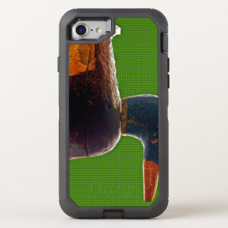 Antique duck decoy iPhone 8/7 case