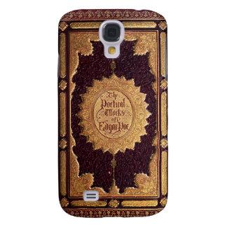 Antique Edgar Allan Poe Galaxy S4 Case