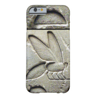 ANTIQUE EGYPTIAN HONEY BEE BEEKEEPER Black White Barely There iPhone 6 Case