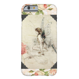Antique Fairy Collage Barely There iPhone 6 Case