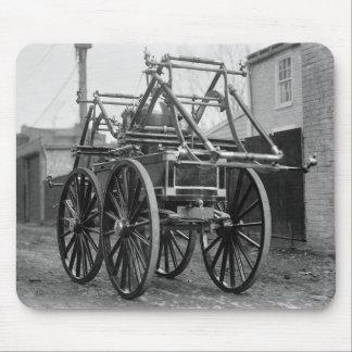 Antique Fire Engine, 1920s Mouse Mat
