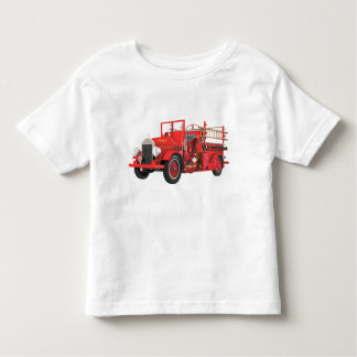 Antique Fire Engine Toddler T-Shirt