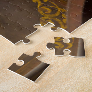 Antique Firetruck Jigsaw Puzzle