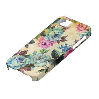 Antique Floral Case-Mate iPhone 5