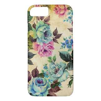 Antique Floral iPhone 7 case