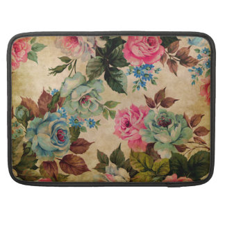 Antique Floral MacBook Sleeve