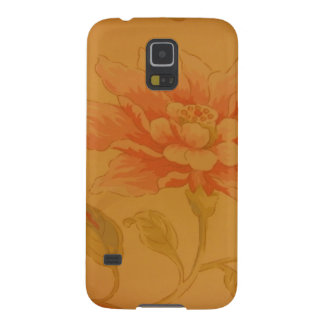 Antique Flower Galaxy S5 Cover