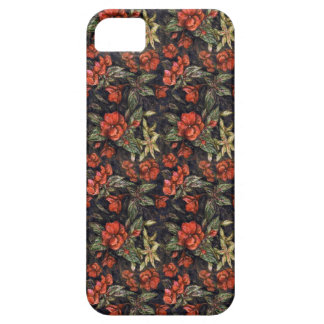 Antique Flowers by Alexandra Cook aka Linandara iPhone 5 Cover
