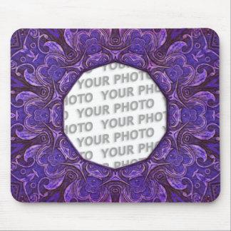 Antique Frame ARTs 3 + your photo Mouse Pad