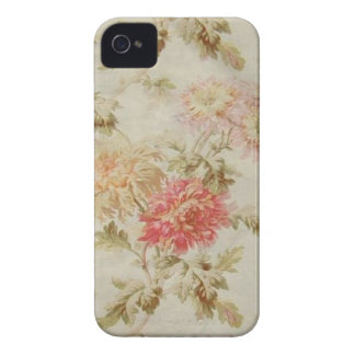 Antique French Floral Toile iPhone 4 Cover