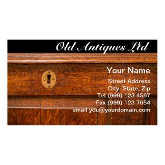 Antique Furniture Business Card