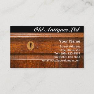 Restore furniture business cards zazzle uk antique furniture business card reheart Image collections