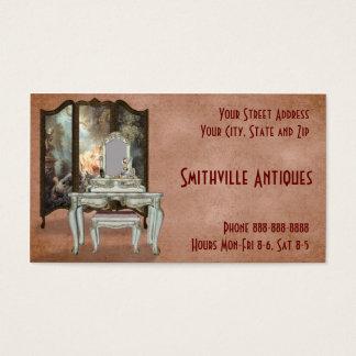 Antique Furniture Store Business Card