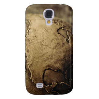 Antique globe galaxy s4 covers