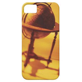 Antique globe iPhone 5 cover
