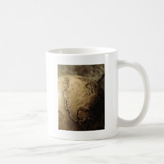 Antique globe mugs