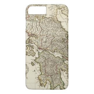 Antique Greek Map iPhone 8 Plus/7 Plus Case