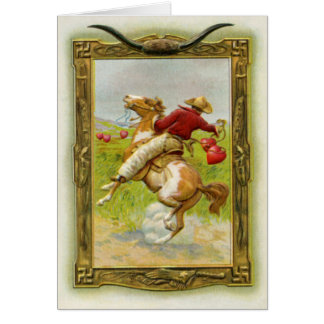 Antique Hearts 3 Card